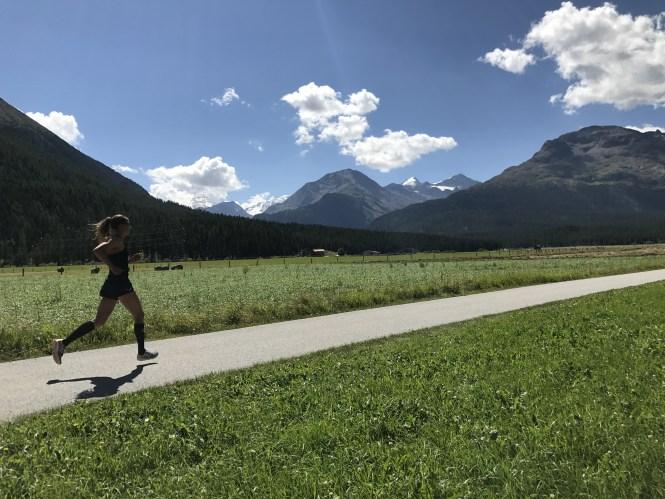 Laura Philipp, Triathlon, St. Moritz