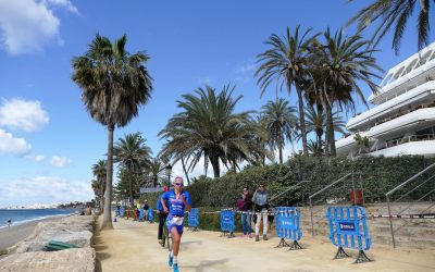 Sieg beim Ironman 70.3 Marbella