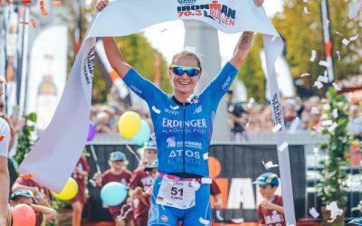 Sieg beim Ironman 70.3 Rügen
