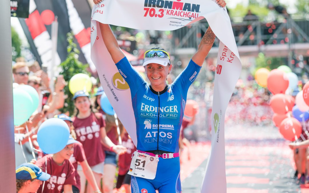 Sieg beim Ironman 70.3 Kraichgau