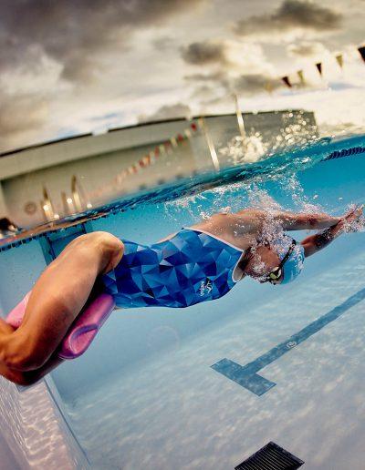 Laura Philipp Sailfish Schwimmen Training
