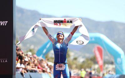 Sieg beim IM 70.3 Marbella